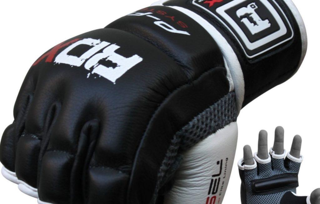 Перчатки для MMA: рекомендации по выбору