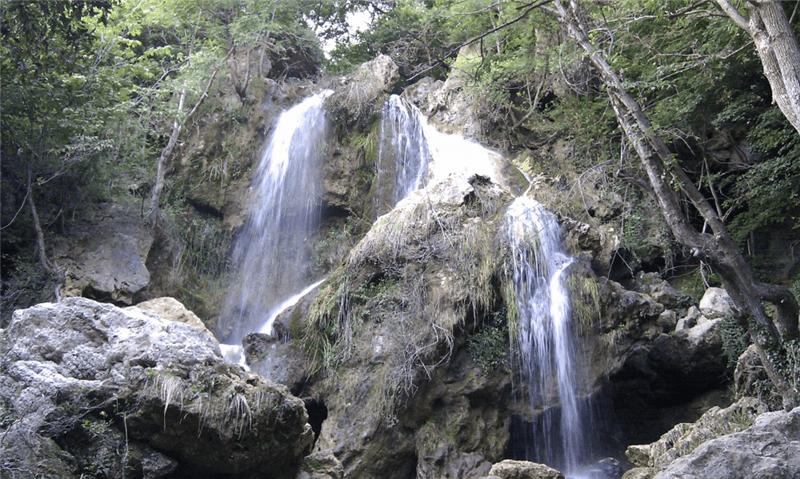 Водопад Су-Учхан фото, как добраться