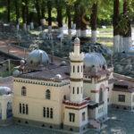 Парк Крым в миниатюре в Бахчисарае