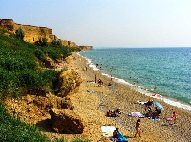 Самые опасные пляжи Крыма