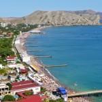 Судак, отдых в Крыму