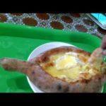 Как правильно есть хачапури по-аджарски, рецепт приготовления