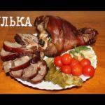 Разнообразные рецепты приготовления свиной рульки в пиве по-чешски