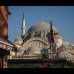 Мечеть Сулеймание в Стамбуле: гробница Сулеймана и Роксоланы