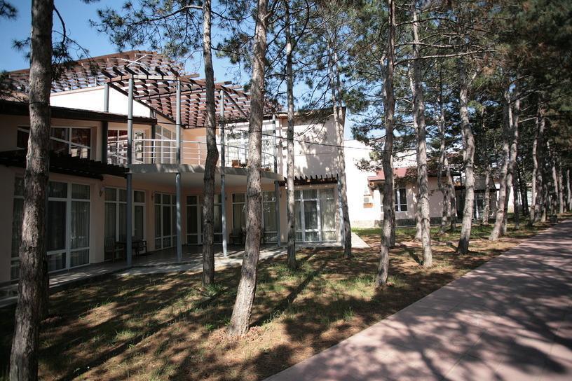 Отель Mar Le Mar Club в Крыму – отличное место для семейного отдыха
