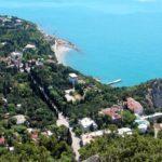 Симеиз, отдых в Крыму