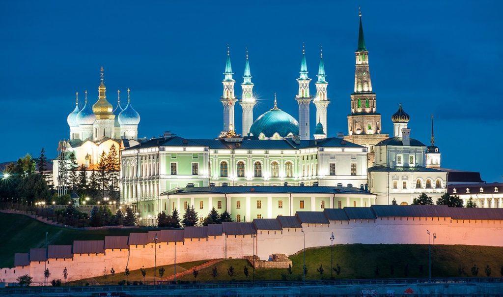 Главные достопримечательности Казани