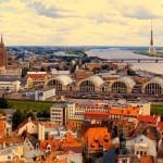 Латвийские города привлекательны для туристов круглый год