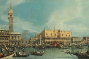 Волшебная Венеция лучшее место для летнего отдыха