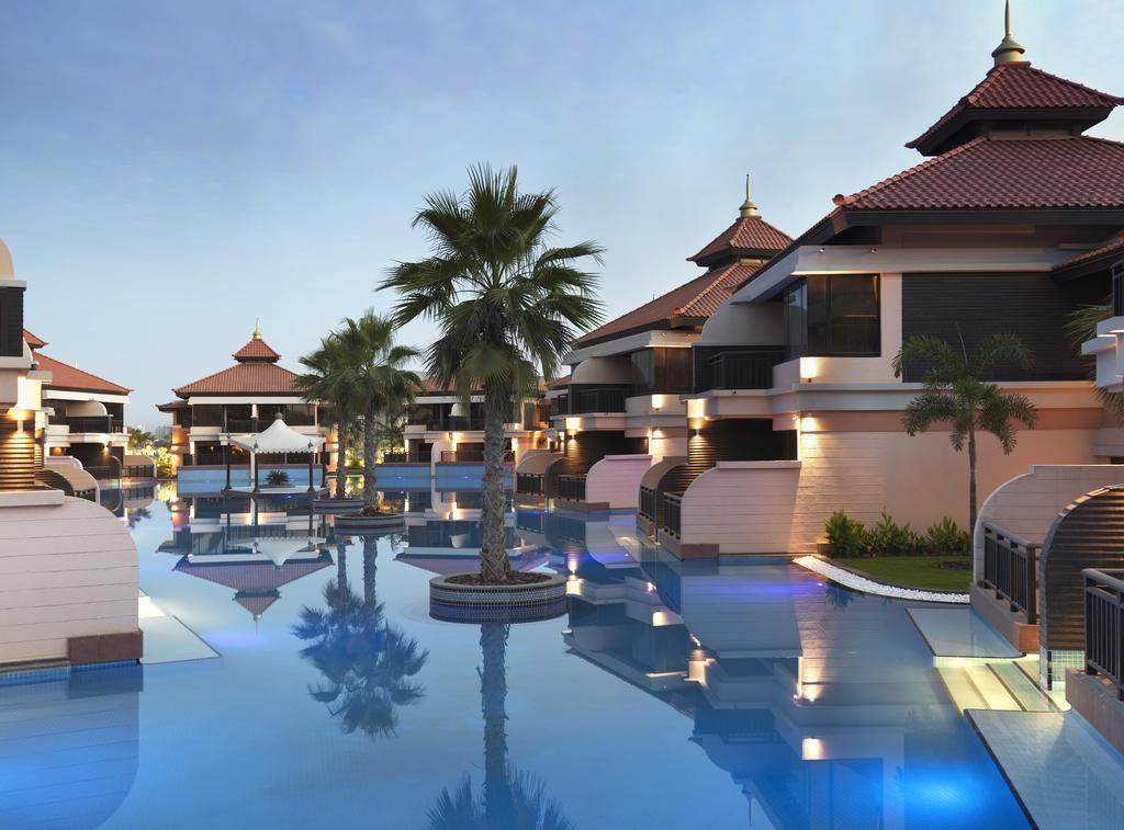 Главные преимущества отеля Anantara Dubai The Palm