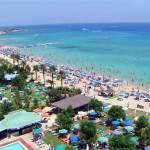 Кипрские берега всегда пользуются популярностью