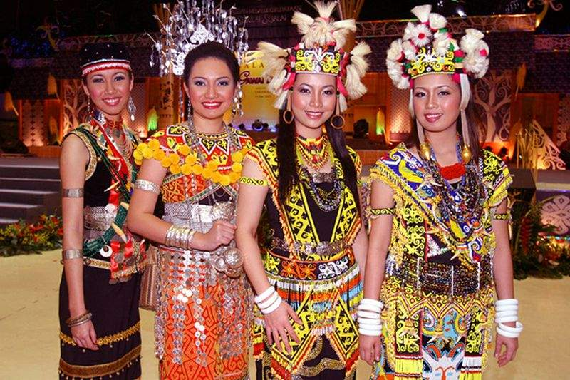 iban festival Gawai dayak festival one for each iban, bidayuh and orang ulu communities some notable places to visit during the gawai dayak festival are the skrang.