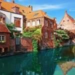Бельгийский город Брюгге - интереснейшее место для туриста