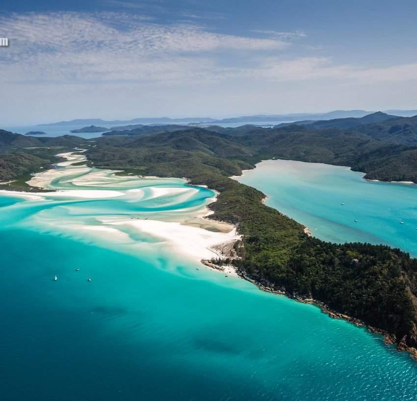 Лучшие традиционные и нудистские пляжи Австралии