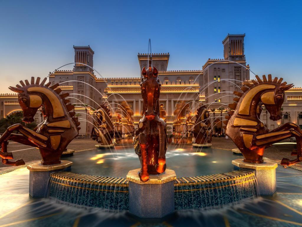 Отель Al Qasr Madinat Jumeirah – мечта любого туриста