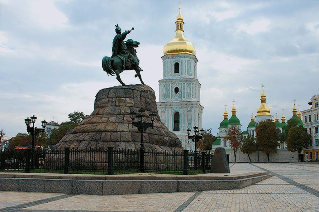 Киев — идеальный город, чтобы включить его в свой путеводитель