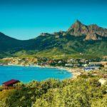Путешествие в Страну голубых вершин: отдых в Коктебеле