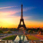 Париж иБельгия автостопом