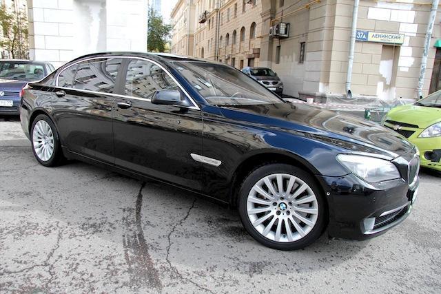 Прокат BMW в Европе