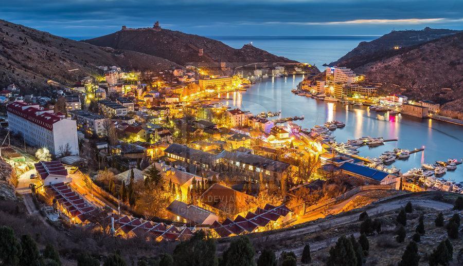 В Крыму тоже есть свое Монте-Карло — Балаклава!
