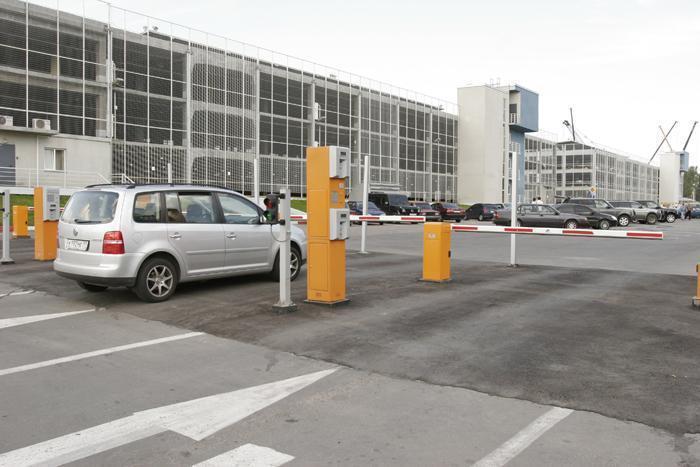 Обзор стоянки во Внуково «Airport Parking»
