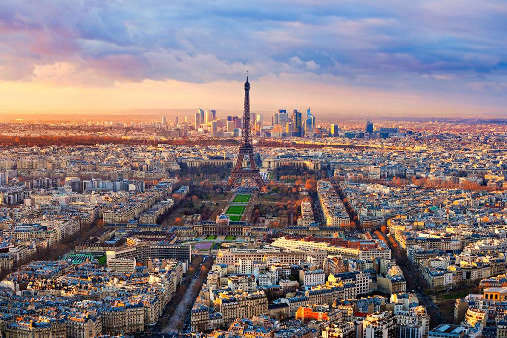 Преимущества и особенности туров в Париж на выходные