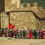 Генуэзский шлем — путешествие в прошлое