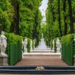История и особенности Летнего сада в Санкт-Петербурге
