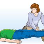 Первая помощь при обмороке
