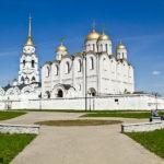 Популярные достопримечательности в городе Владимир