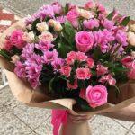 Правильный выбор букета цветов