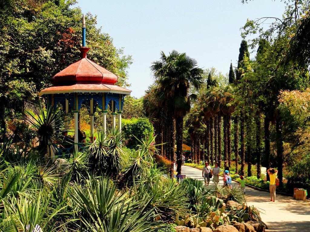 История Никитского ботанического сада