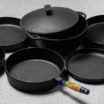 Сковорода из чугуна: выбор, уход и основные преимущества